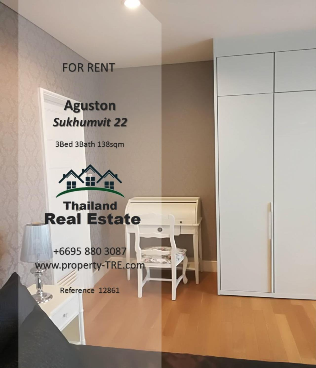 Thailand Real Estate Agency's 3 Bedroom Condo at Aguston Sukhumvit 22 near BTS Phrom Phong(12681) 8
