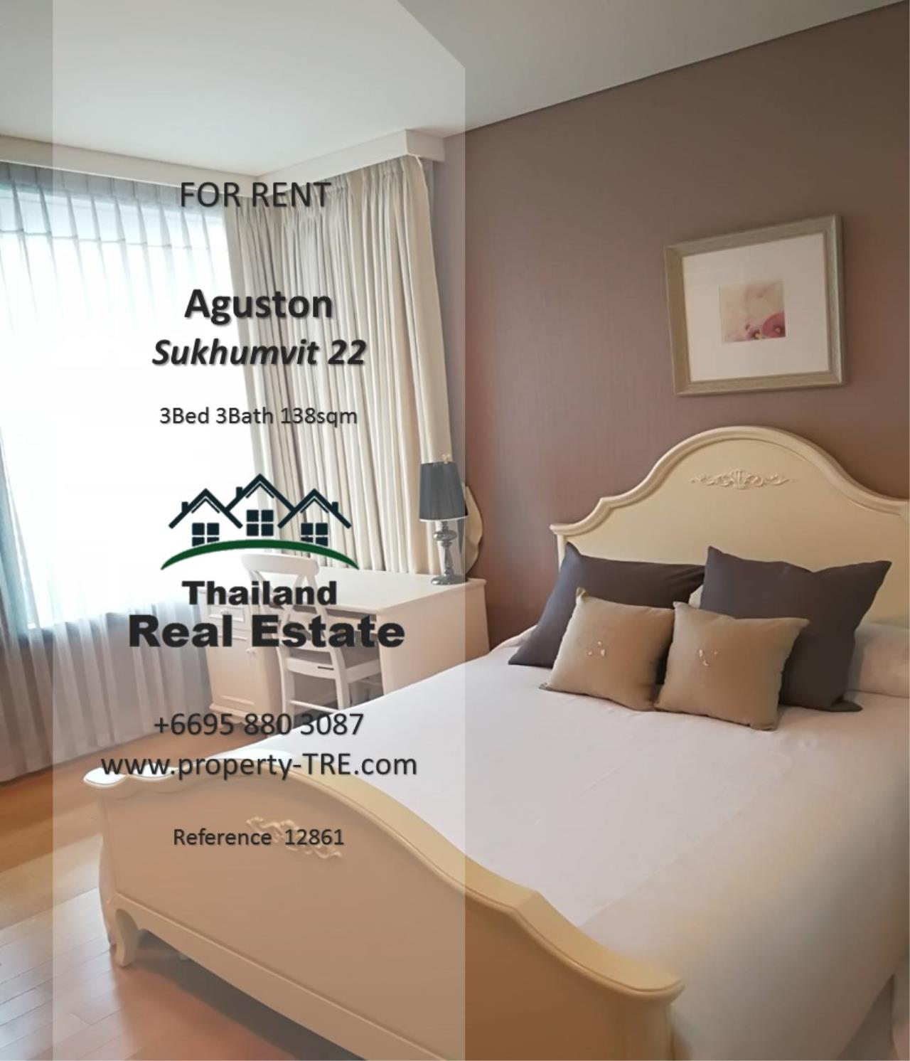 Thailand Real Estate Agency's 3 Bedroom Condo at Aguston Sukhumvit 22 near BTS Phrom Phong(12681) 9