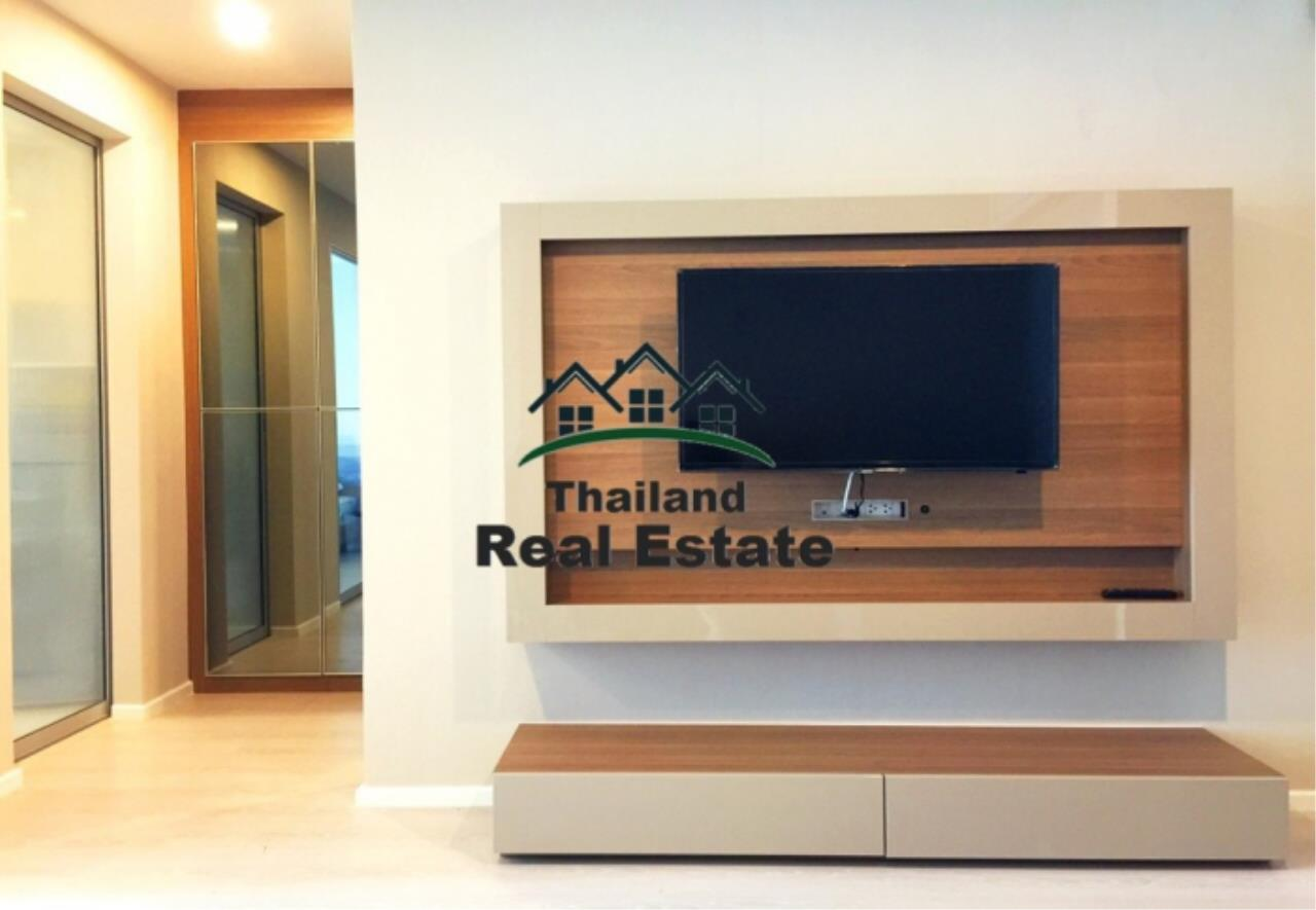 Thailand Real Estate Agency's 1 Bedroom Condo at Rhythm  near Chong Nonsi BTS(12722) 1