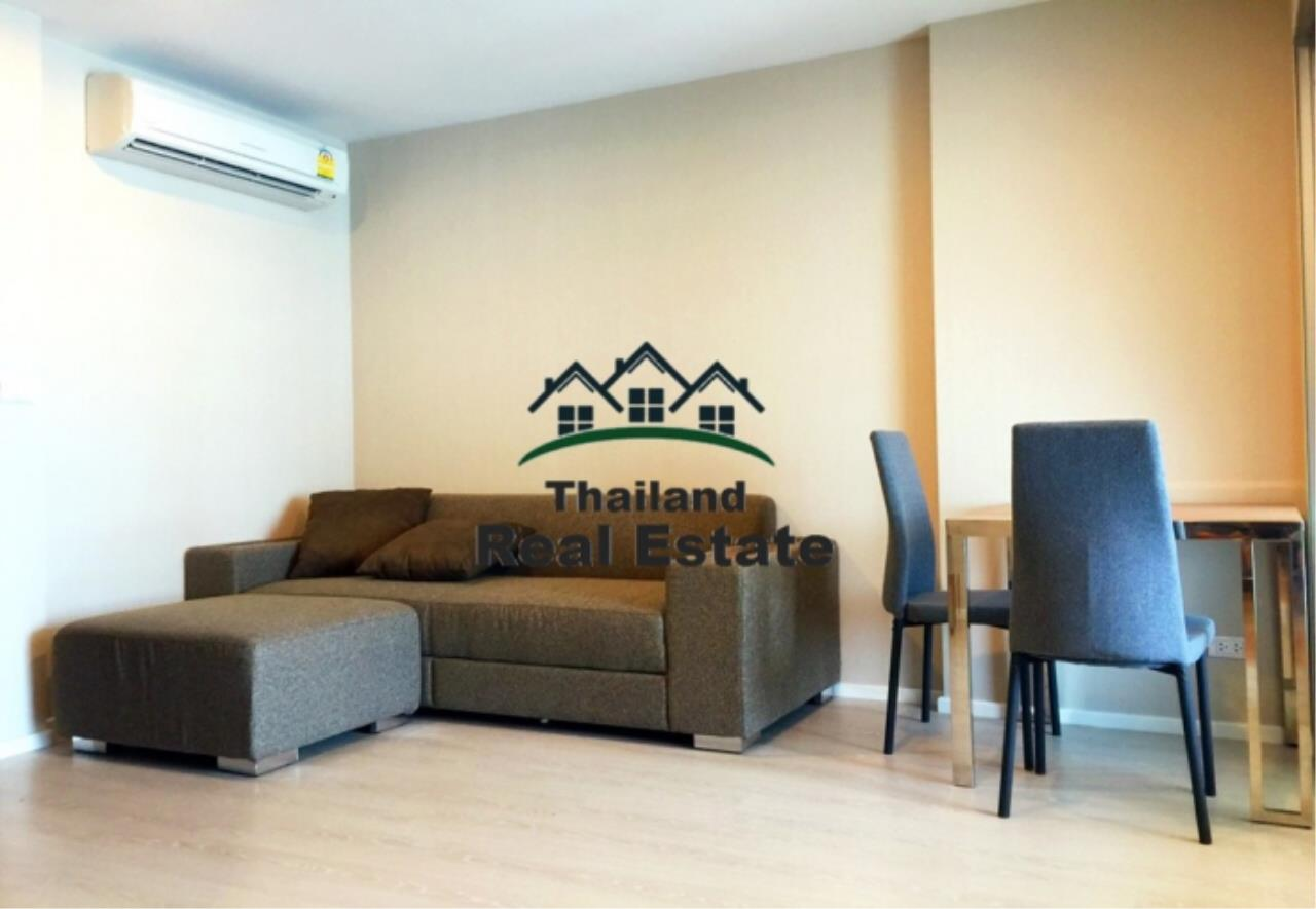 Thailand Real Estate Agency's 1 Bedroom Condo at Rhythm  near Chong Nonsi BTS(12722) 2