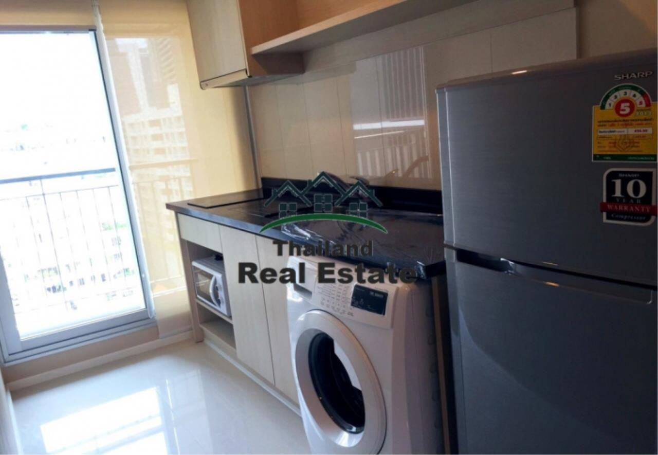 Thailand Real Estate Agency's 1 Bedroom Condo at Rhythm  near Chong Nonsi BTS(12722) 3