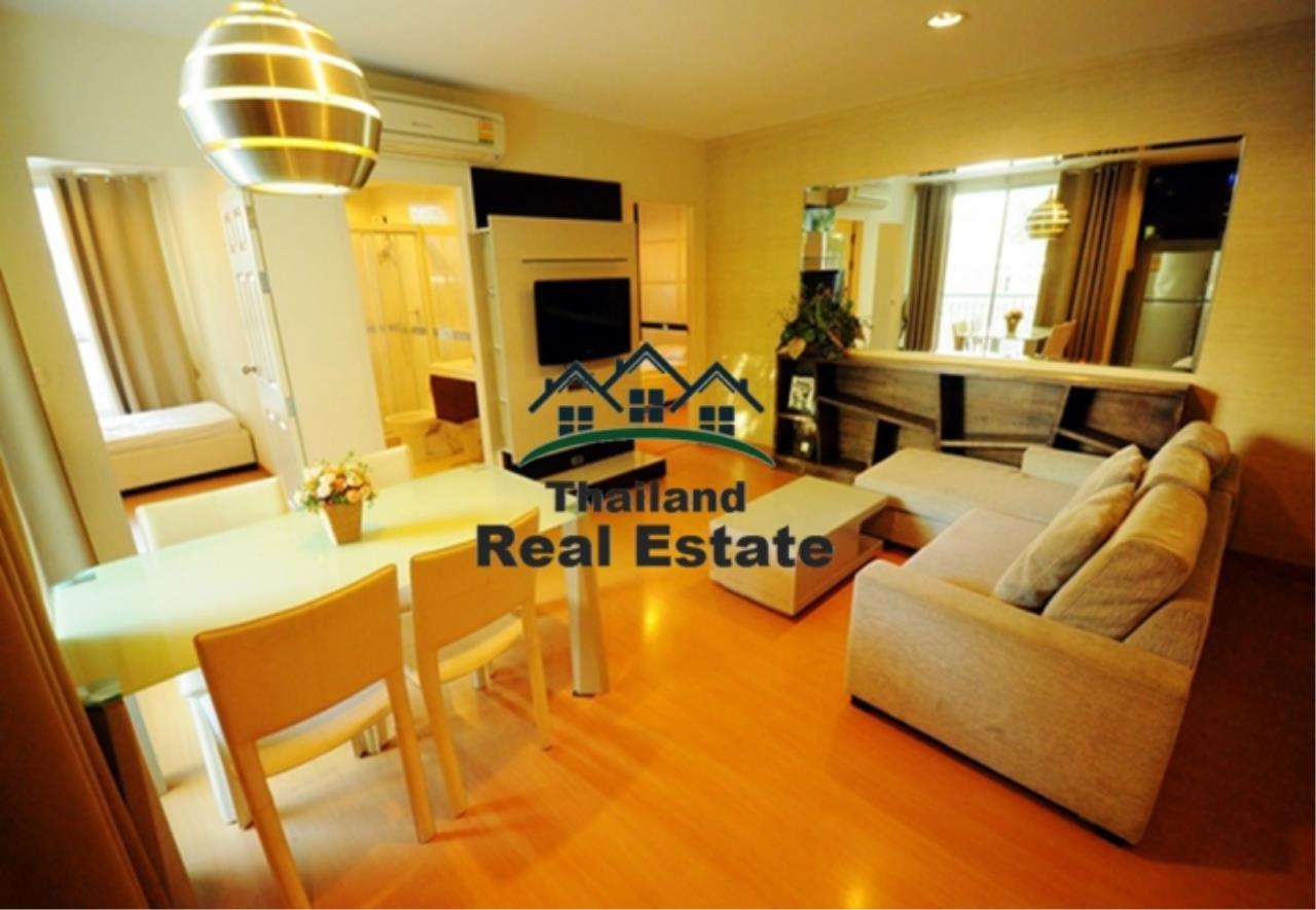 Thailand Real Estate Agency's 2 Bedroom Condo at Life @ Sukhumvit 67 near Phra Khanong BTS.(12688) 1
