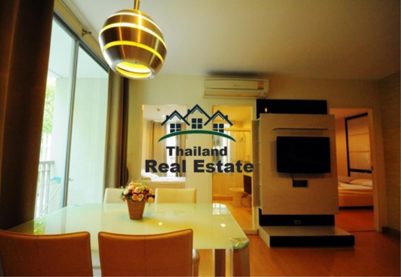 Thailand Real Estate Agency's 2 Bedroom Condo at Life @ Sukhumvit 67 near Phra Khanong BTS.(12688) 4