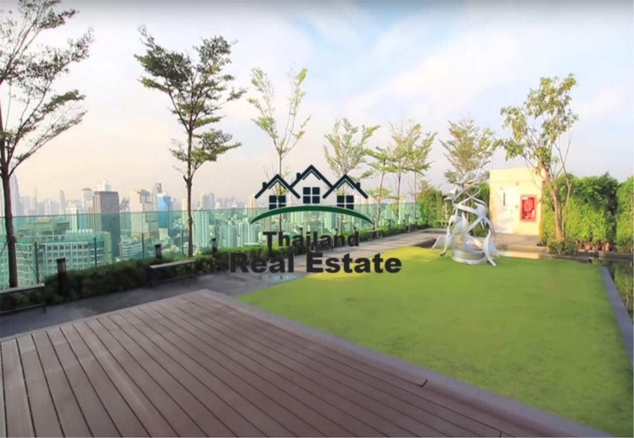 Thailand Real Estate Agency's 2 Bedroom Condo at Life @ Sukhumvit 67 near Phra Khanong BTS.(12688) 8