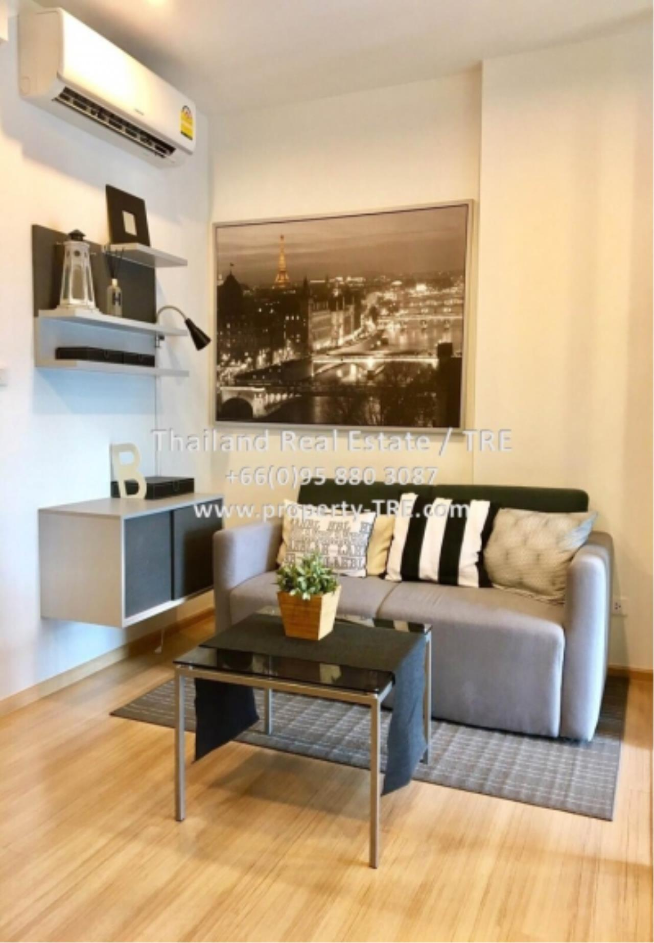 Thailand Real Estate Agency's 1 Bedroom Condo at The Base Rama 9- Ramkhamhaeng(12663) 1