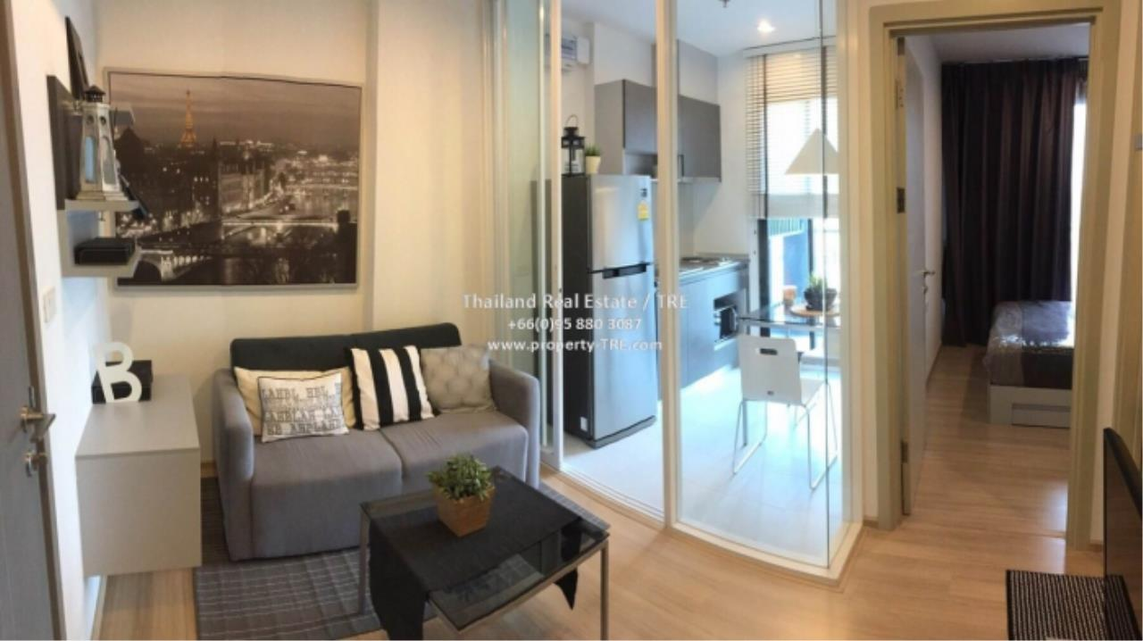 Thailand Real Estate Agency's 1 Bedroom Condo at The Base Rama 9- Ramkhamhaeng(12663) 2