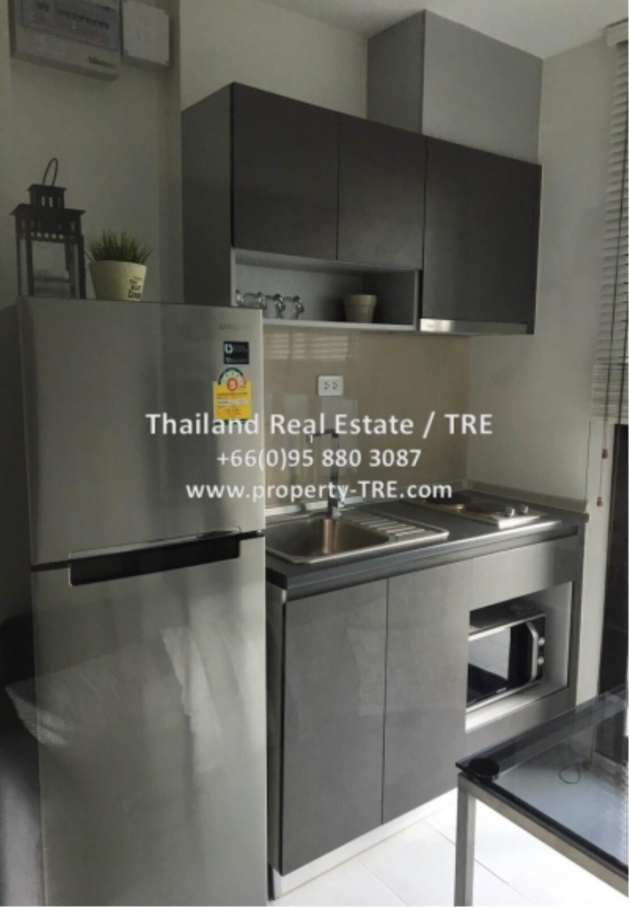 Thailand Real Estate Agency's 1 Bedroom Condo at The Base Rama 9- Ramkhamhaeng(12663) 3