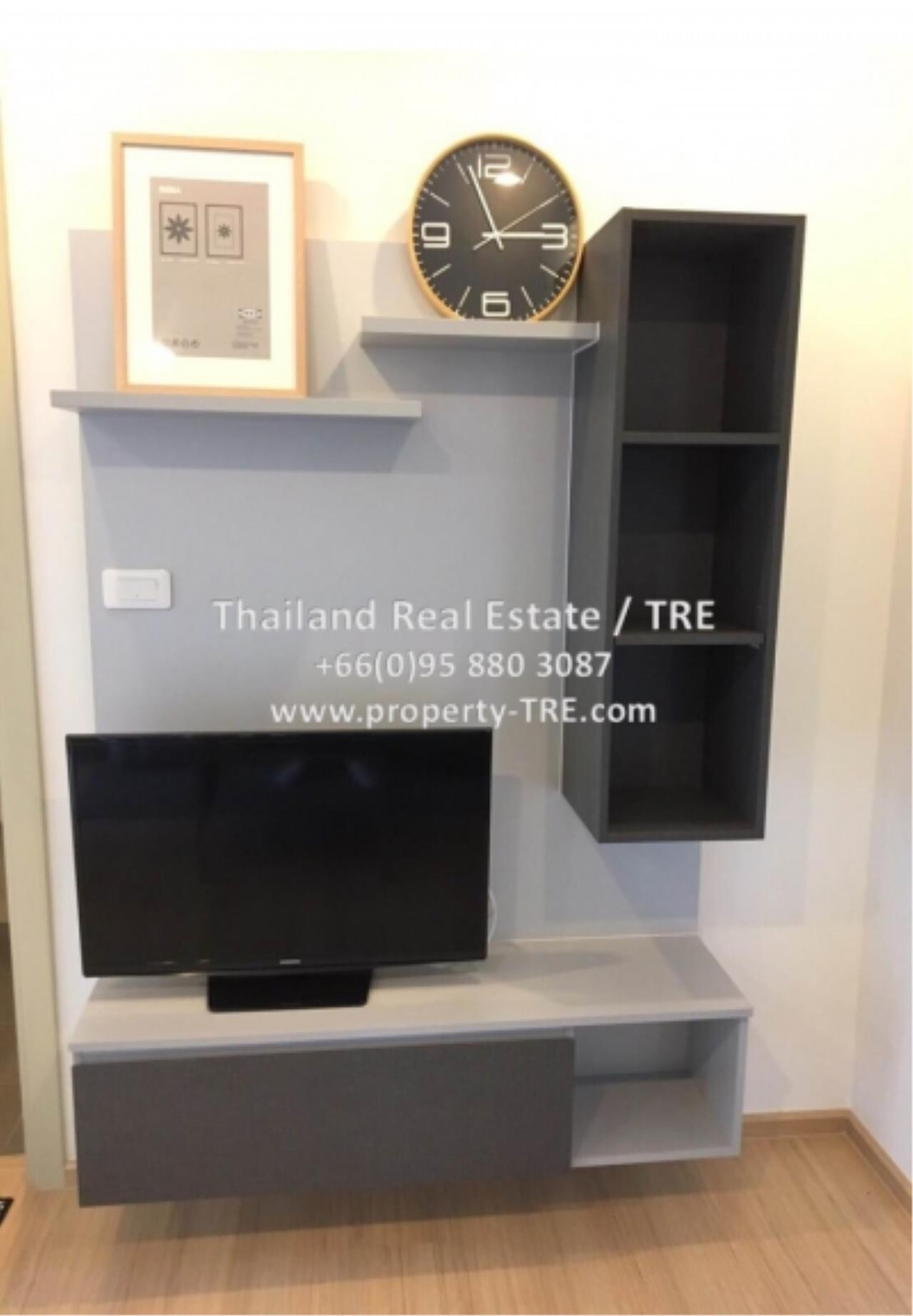 Thailand Real Estate Agency's 1 Bedroom Condo at The Base Rama 9- Ramkhamhaeng(12663) 7