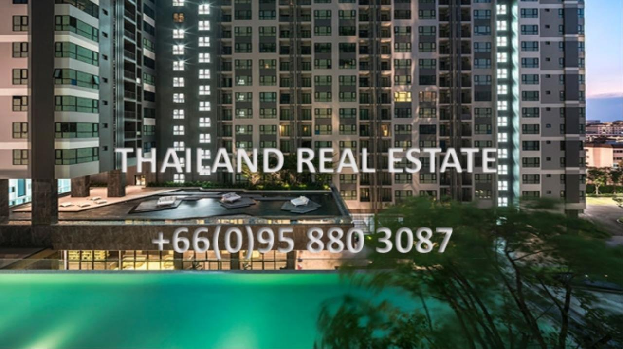 Thailand Real Estate Agency's 1 Bedroom Condo at The Base  Central Pattaya(12662) 2