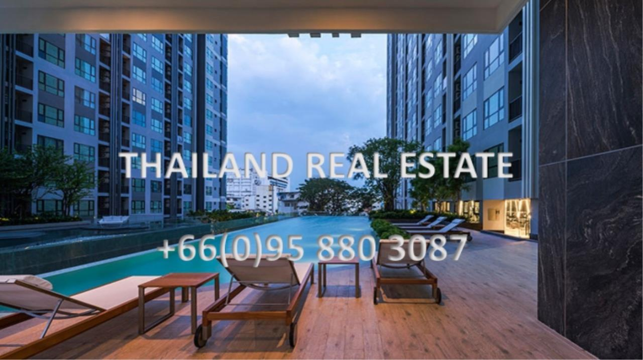 Thailand Real Estate Agency's 1 Bedroom Condo at The Base  Central Pattaya(12662) 4
