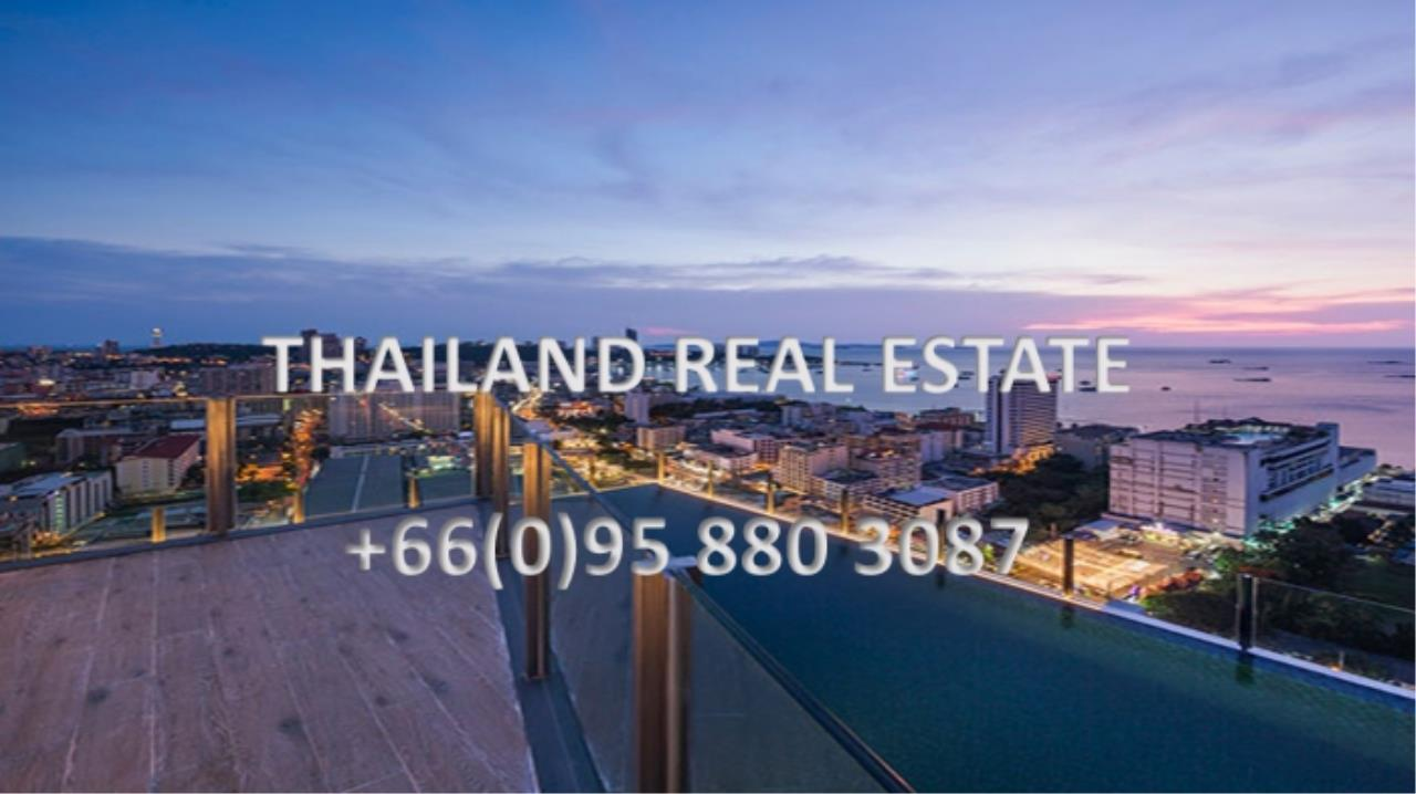 Thailand Real Estate Agency's 1 Bedroom Condo at The Base  Central Pattaya(12662) 6