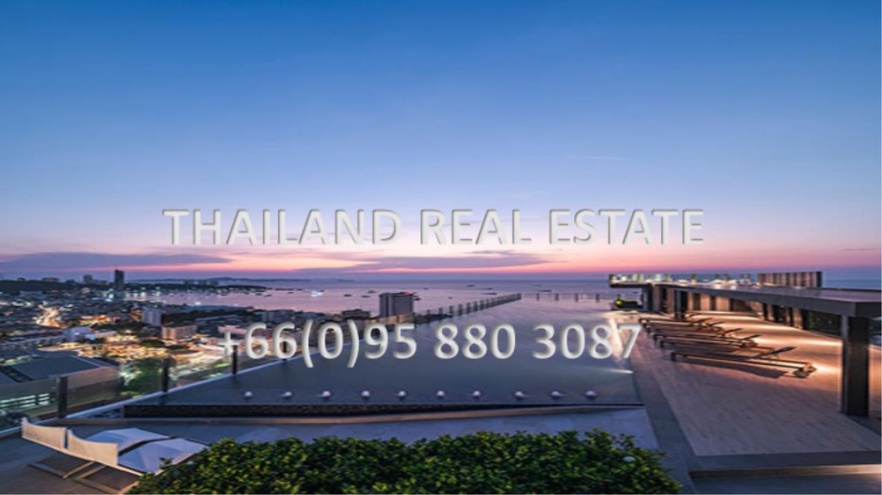 Thailand Real Estate Agency's 1 Bedroom Condo at The Base  Central Pattaya(12662) 7