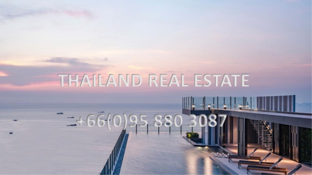 Thailand Real Estate Agency's 1 Bedroom Condo at The Base  Central Pattaya(12662) 8
