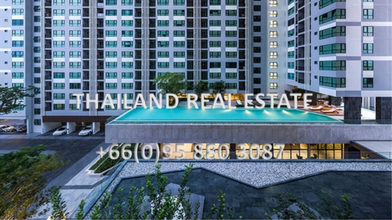Thailand Real Estate Agency's 1 Bedroom Condo at The Base  Central Pattaya(12662) 9