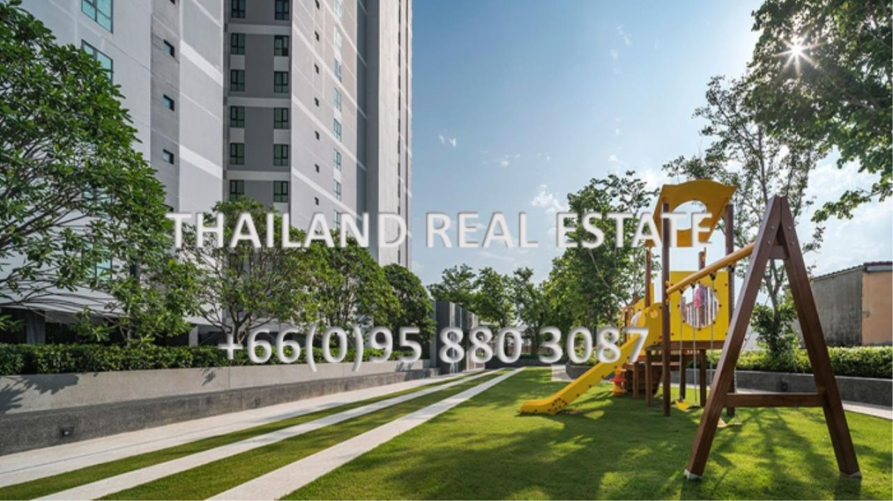 Thailand Real Estate Agency's 1 Bedroom Condo at The Base  Central Pattaya(12662) 10
