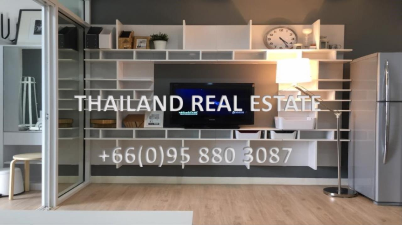 Thailand Real Estate Agency's 1 Bedroom Condo at The Green 2 near BTS Punnawithi(12678) 1