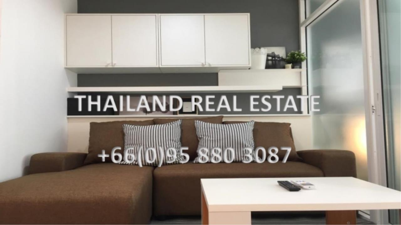 Thailand Real Estate Agency's 1 Bedroom Condo at The Green 2 near BTS Punnawithi(12678) 3
