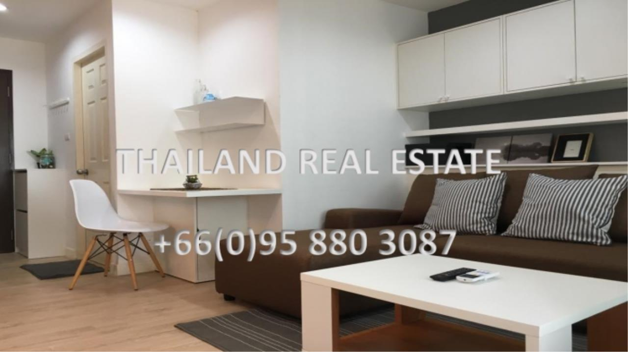 Thailand Real Estate Agency's 1 Bedroom Condo at The Green 2 near BTS Punnawithi(12678) 4