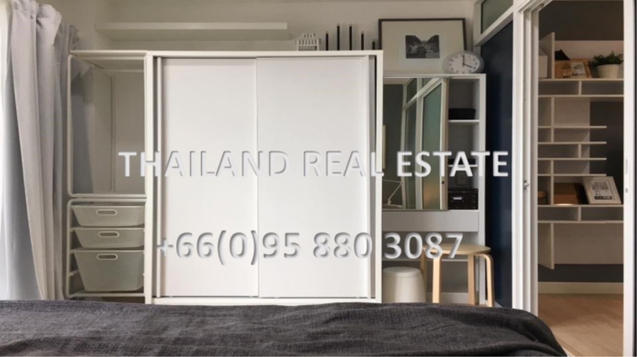 Thailand Real Estate Agency's 1 Bedroom Condo at The Green 2 near BTS Punnawithi(12678) 8