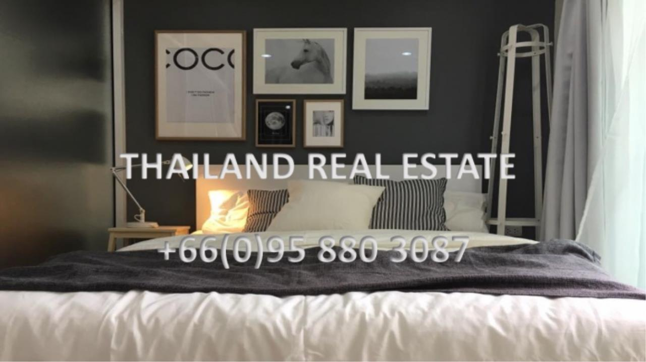 Thailand Real Estate Agency's 1 Bedroom Condo at The Green 2 near BTS Punnawithi(12678) 9