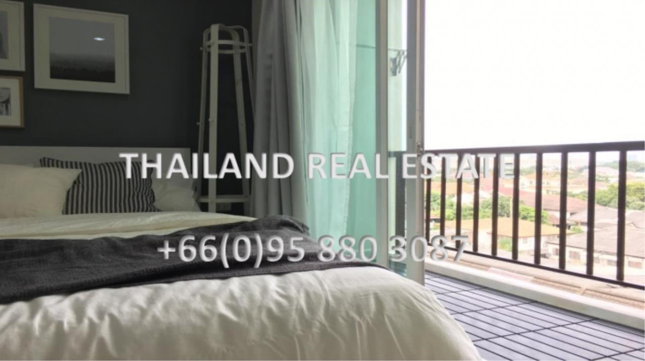 Thailand Real Estate Agency's 1 Bedroom Condo at The Green 2 near BTS Punnawithi(12678) 10