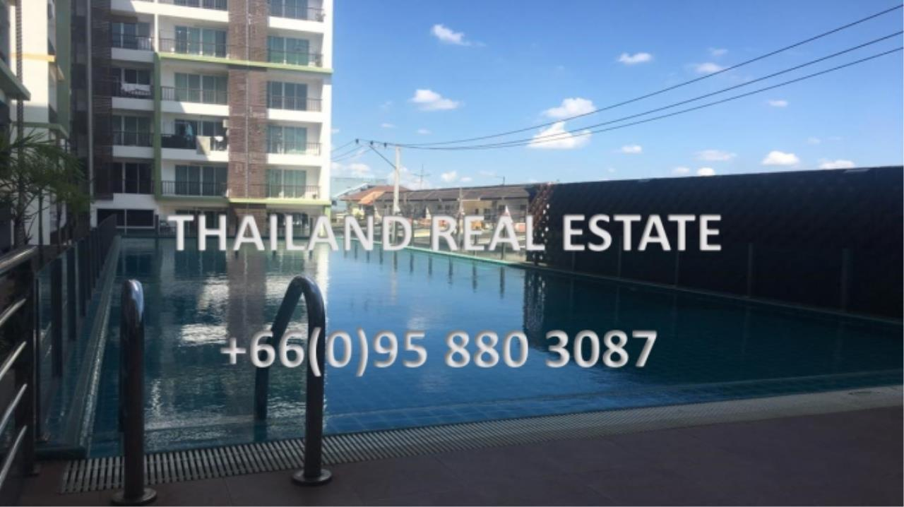 Thailand Real Estate Agency's 1 Bedroom Condo at The Green 2 near BTS Punnawithi(12678) 14