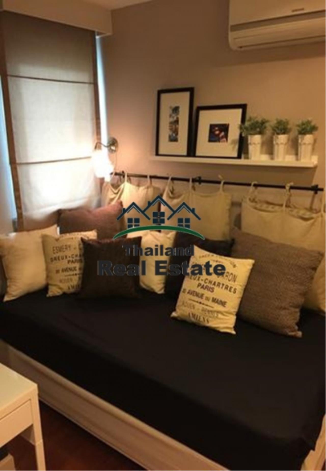 Thailand Real Estate Agency's 3 Bedroom Condo at Belle Grand near MRT Phra Rham 9(12667) 1