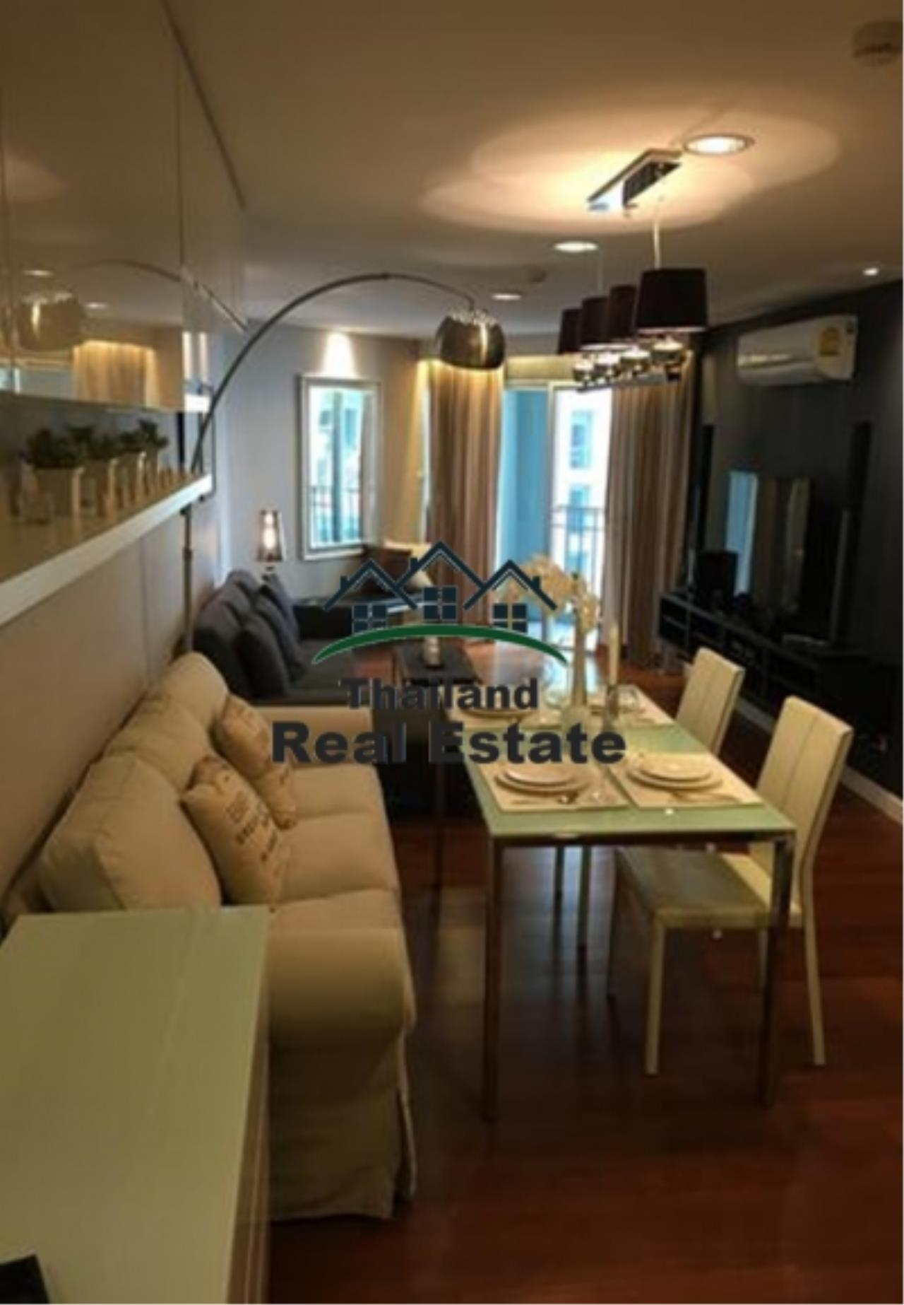 Thailand Real Estate Agency's 3 Bedroom Condo at Belle Grand near MRT Phra Rham 9(12667) 7