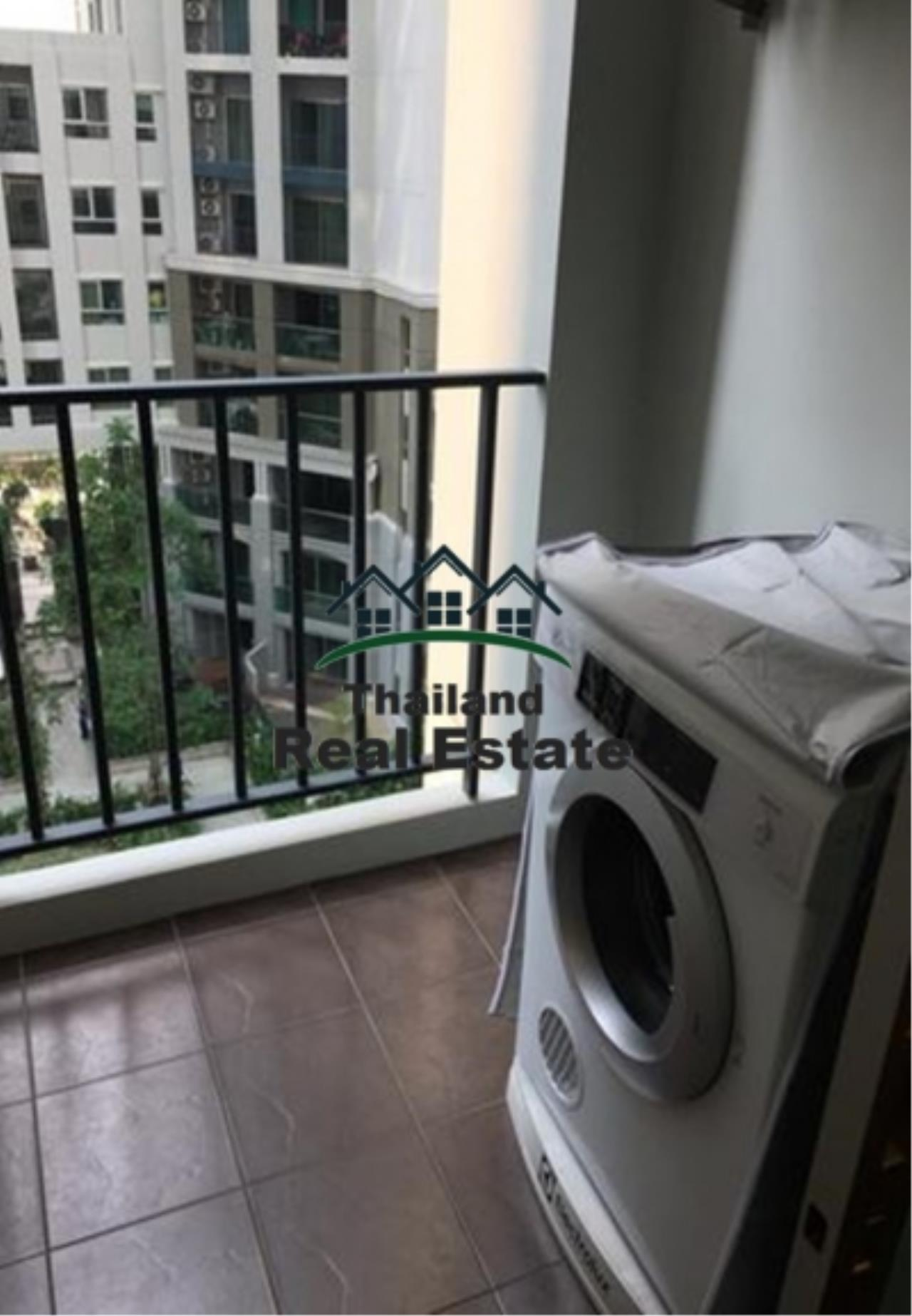 Thailand Real Estate Agency's 3 Bedroom Condo at Belle Grand near MRT Phra Rham 9(12667) 9