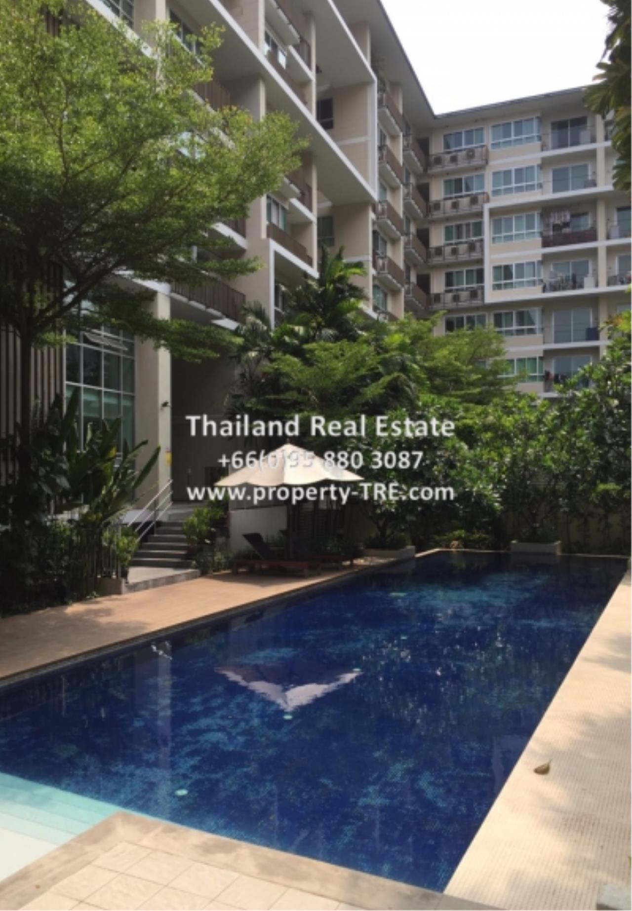 Thailand Real Estate Agency's 1 Bedroom Condo at The Clover near Thong Lo BTS(12671) 4