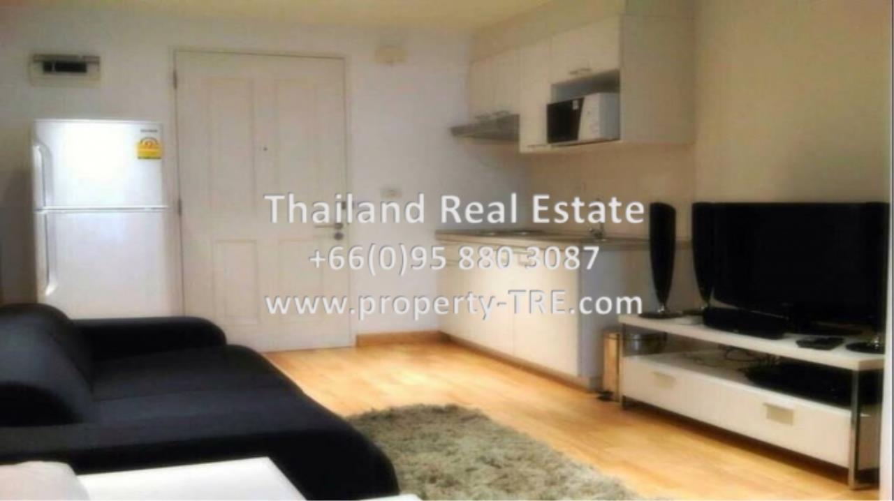 Thailand Real Estate Agency's 1 Bedroom Condo at The Clover near Thong Lo BTS(12671) 5