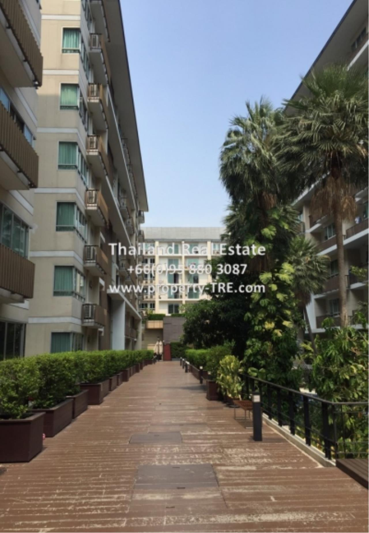 Thailand Real Estate Agency's 1 Bedroom Condo at The Clover near Thong Lo BTS(12671) 6