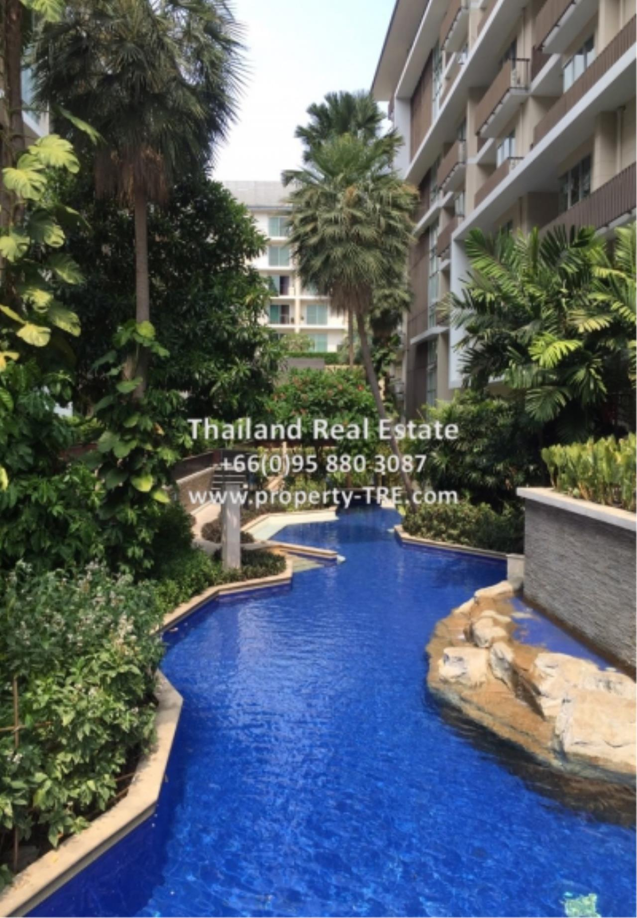 Thailand Real Estate Agency's 1 Bedroom Condo at The Clover near Thong Lo BTS(12671) 7
