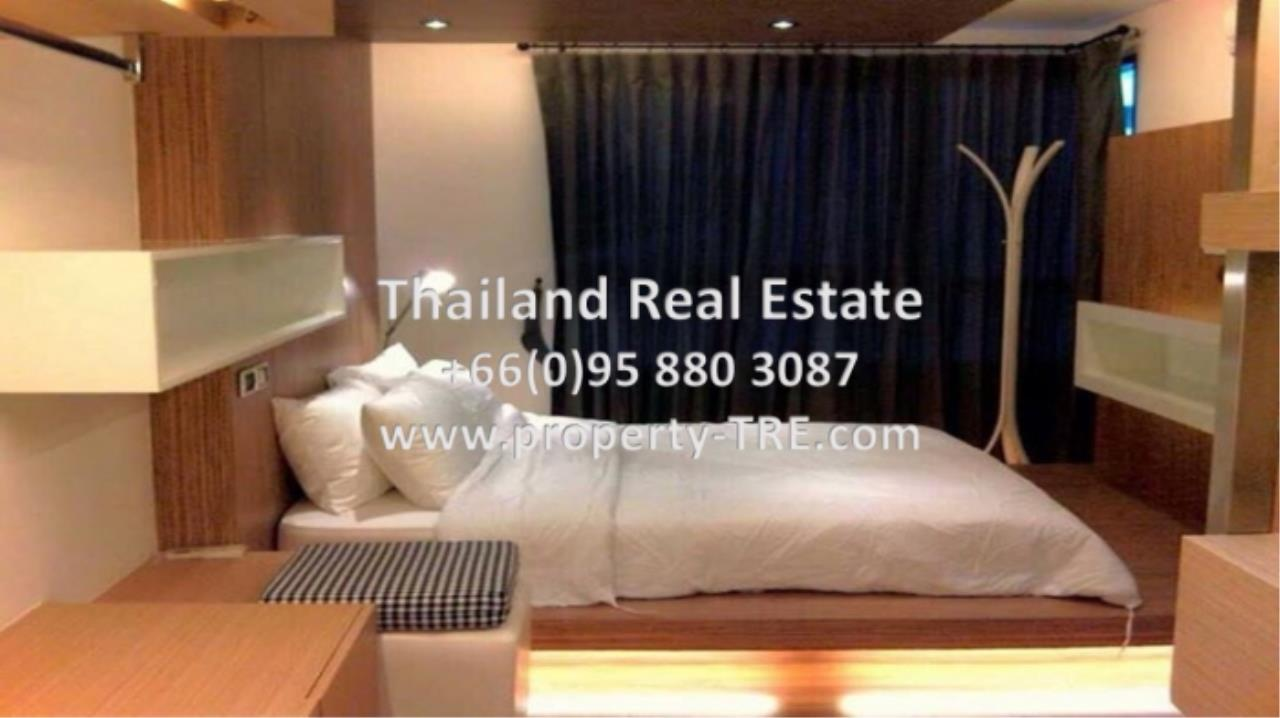 Thailand Real Estate Agency's 1 Bedroom Condo at The Clover near Thong Lo BTS(12671) 10