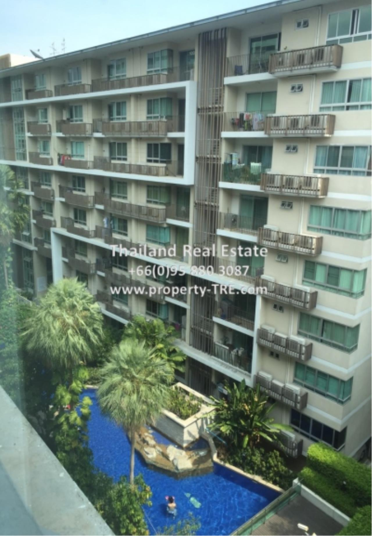 Thailand Real Estate Agency's 1 Bedroom Condo at The Clover near Thong Lo BTS(12671) 11