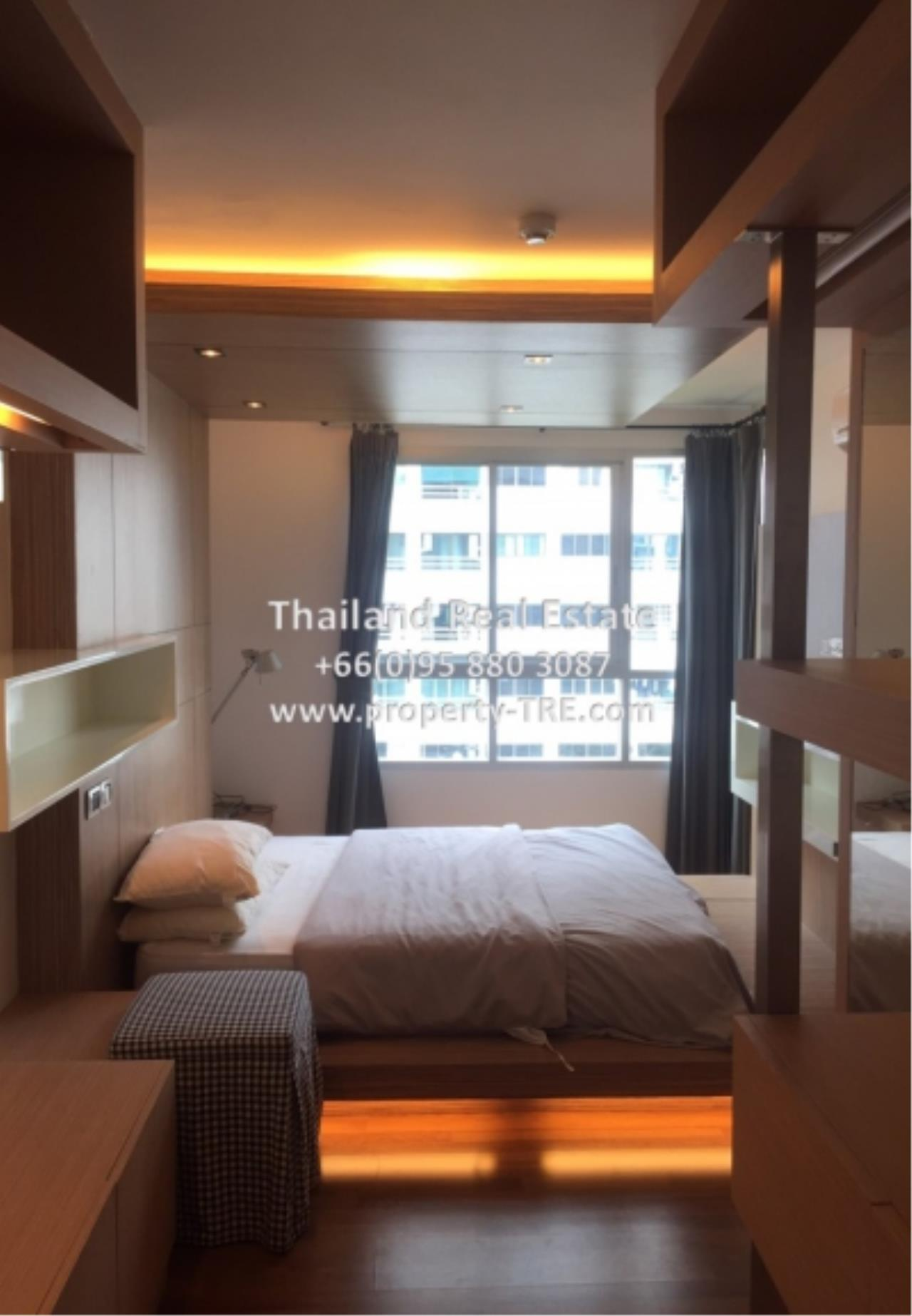 Thailand Real Estate Agency's 1 Bedroom Condo at The Clover near Thong Lo BTS(12671) 13