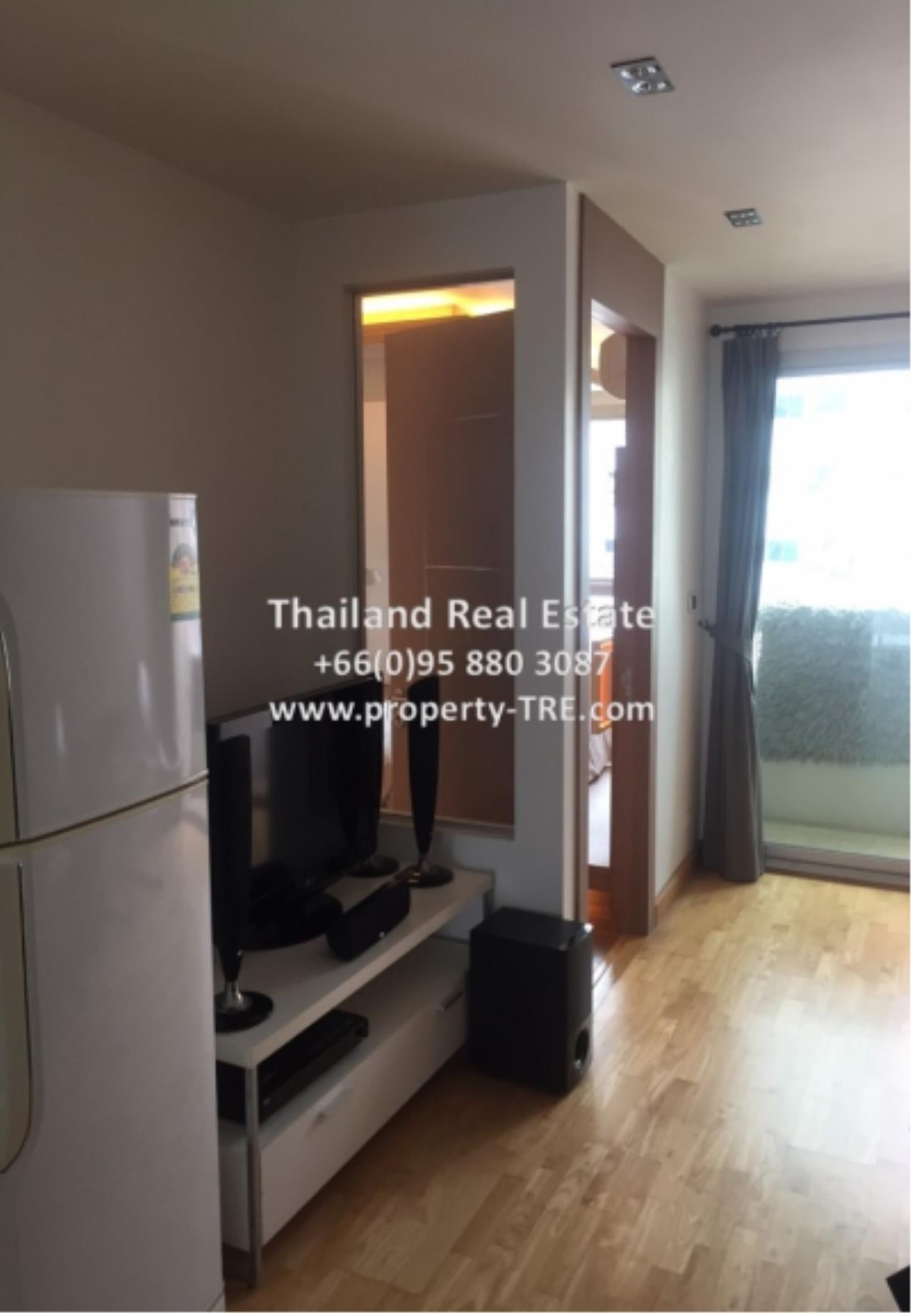 Thailand Real Estate Agency's 1 Bedroom Condo at The Clover near Thong Lo BTS(12671) 14