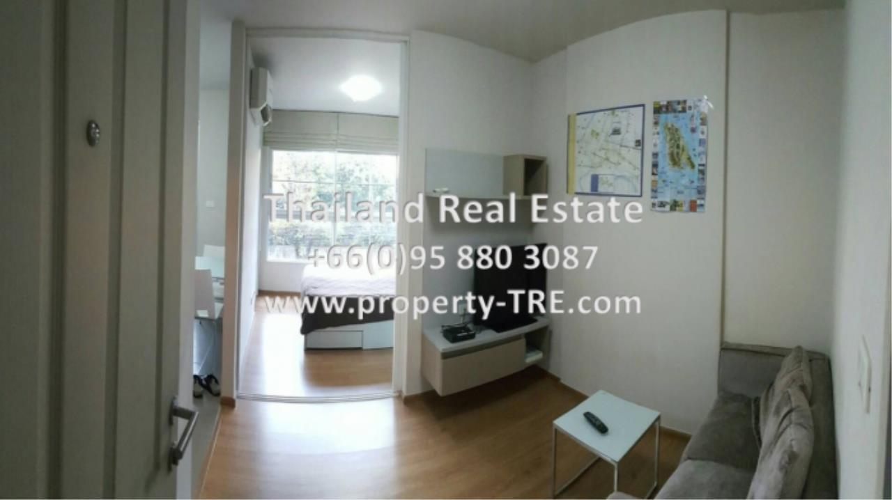 Thailand Real Estate Agency's 1 Bedroom Condo at D Condo Ramkamhaeng(12674) 1