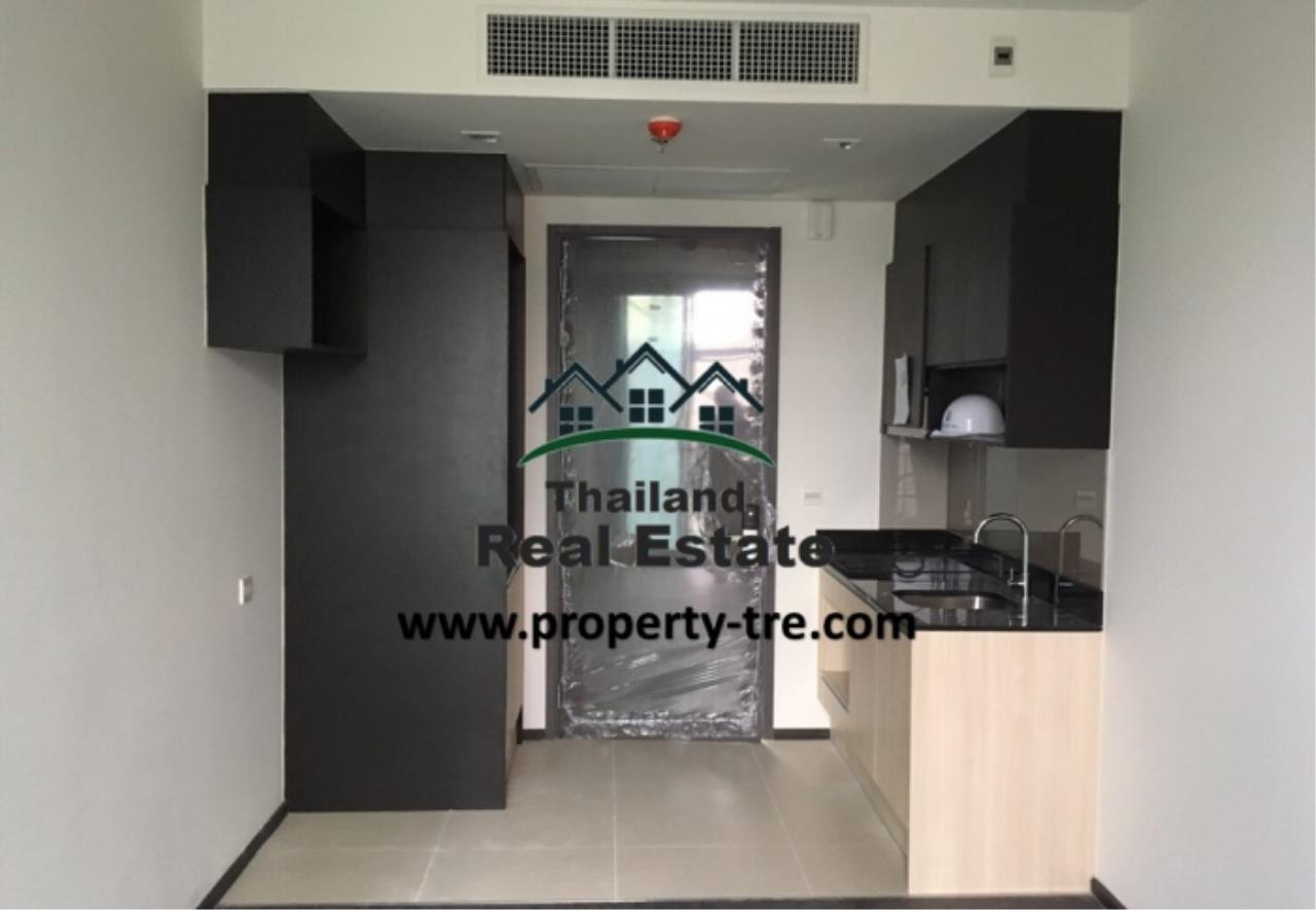 Thailand Real Estate Agency's 1 Bedroom Condo at The Edge by Sansiri near BTS Asok(12759) 1