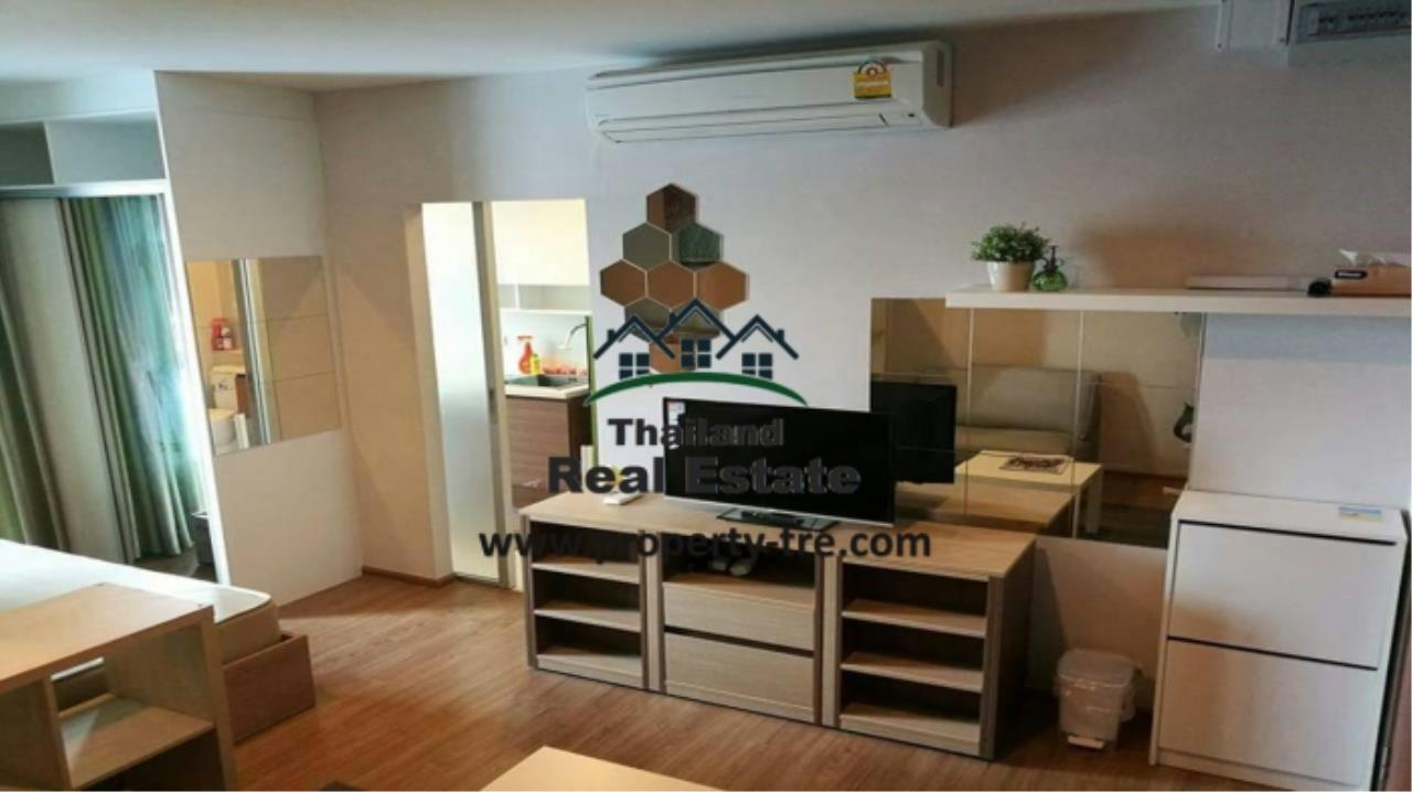 Thailand Real Estate Agency's Studio at Fuse Chan near BTS Chong Nonsi(12773) 3