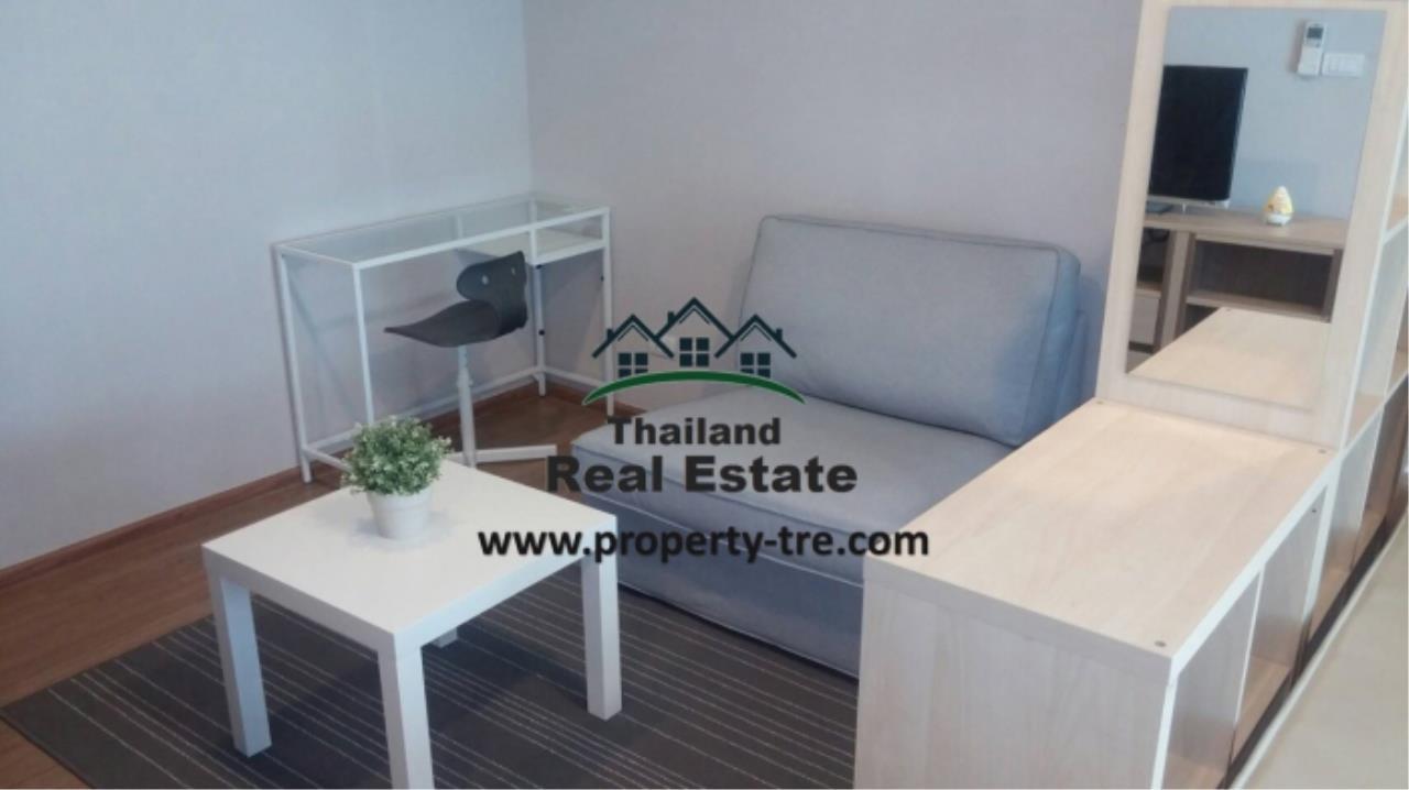 Thailand Real Estate Agency's Studio at Fuse Chan near BTS Chong Nonsi(12773) 4