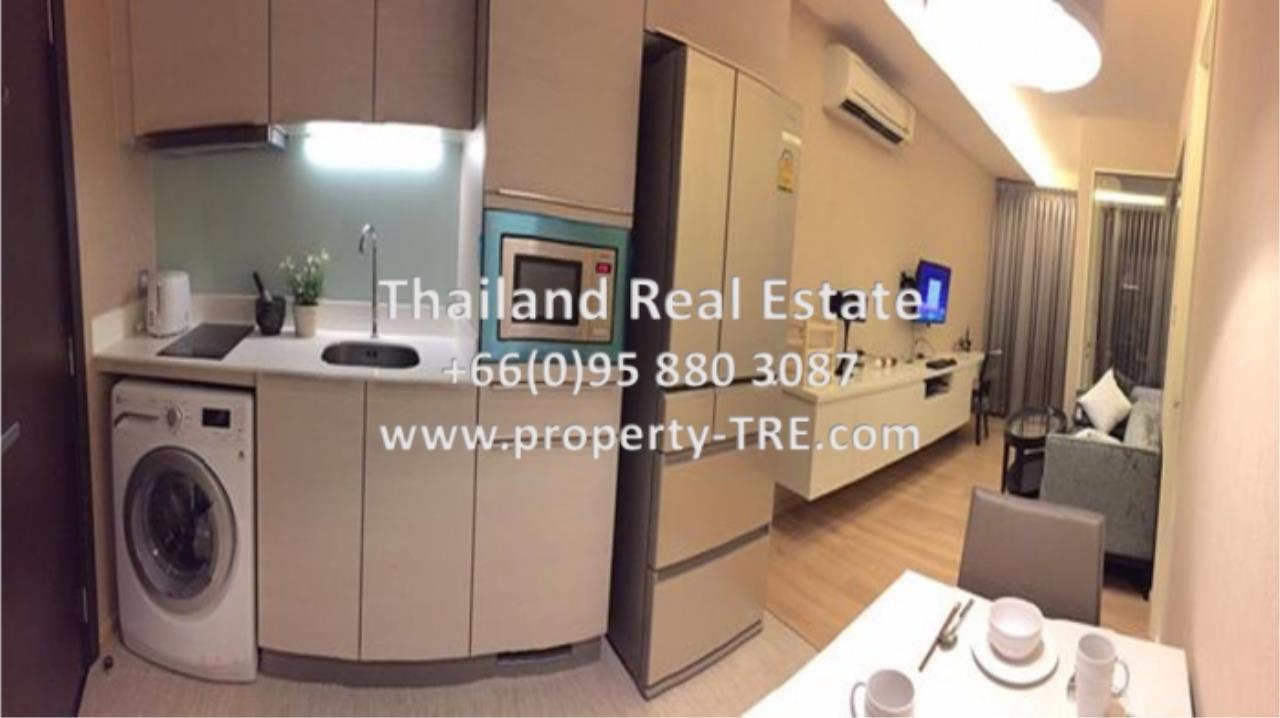 Thailand Real Estate Agency's 1 Bedroom Condo at H Sukhumvit 43 near BTS Phrom Phong(12679) 5