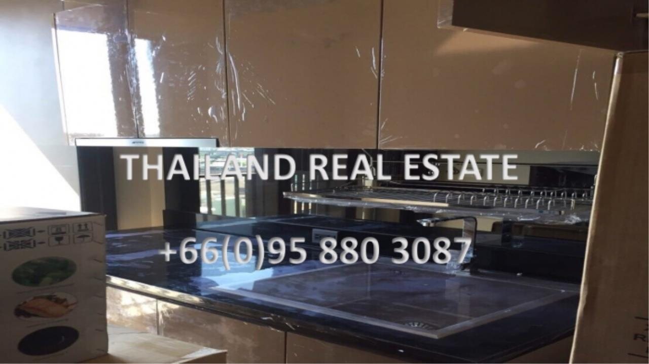 Thailand Real Estate Agency's 1 Bedroom at CondoThe Line Sukhumvit 71 near Phra Khanong BTS(12699) 1
