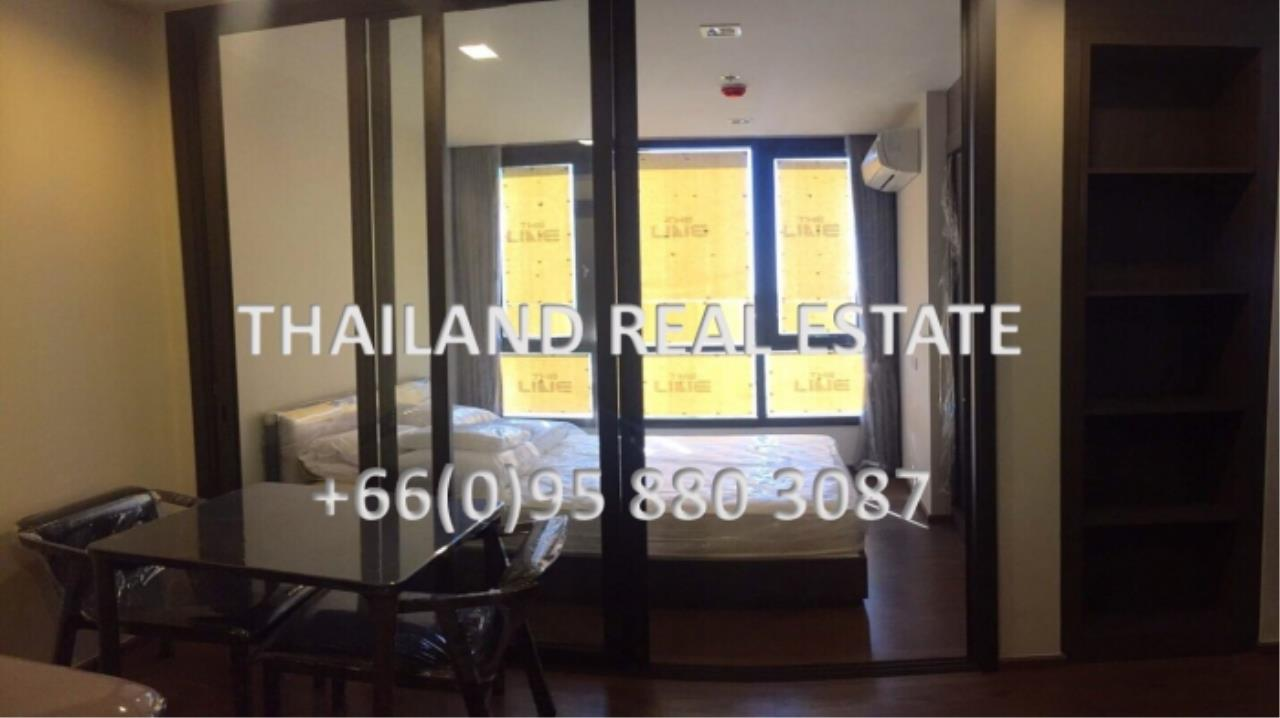 Thailand Real Estate Agency's 1 Bedroom at CondoThe Line Sukhumvit 71 near Phra Khanong BTS(12699) 2