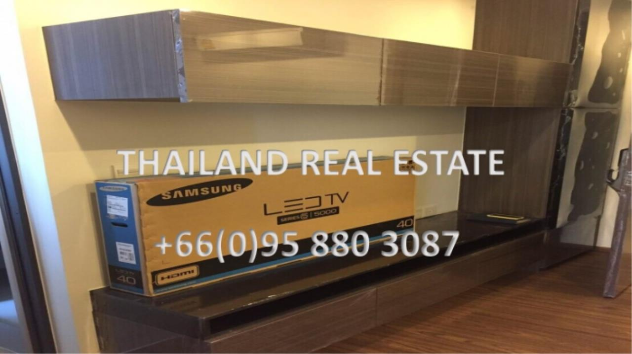 Thailand Real Estate Agency's 1 Bedroom at CondoThe Line Sukhumvit 71 near Phra Khanong BTS(12699) 3