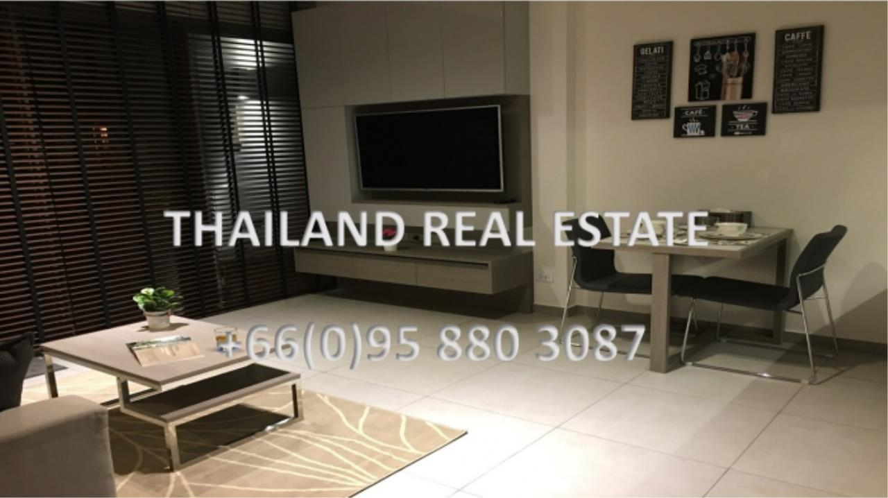 Thailand Real Estate Agency's 1 Bedroom at Condo The Loft Ekkamai near Ekkamai BTS(12701) 1