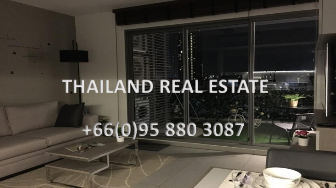 Thailand Real Estate Agency's 1 Bedroom at Condo The Loft Ekkamai near Ekkamai BTS(12701) 3