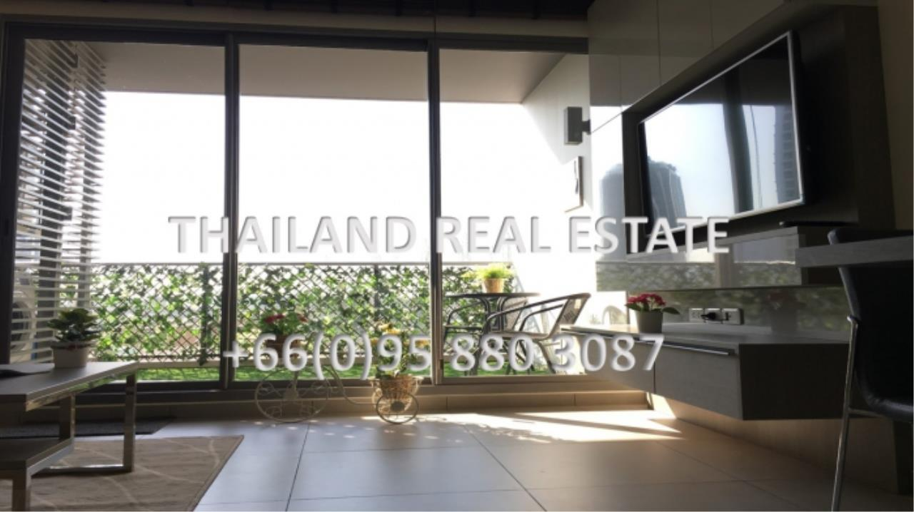 Thailand Real Estate Agency's 1 Bedroom at Condo The Loft Ekkamai near Ekkamai BTS(12701) 4