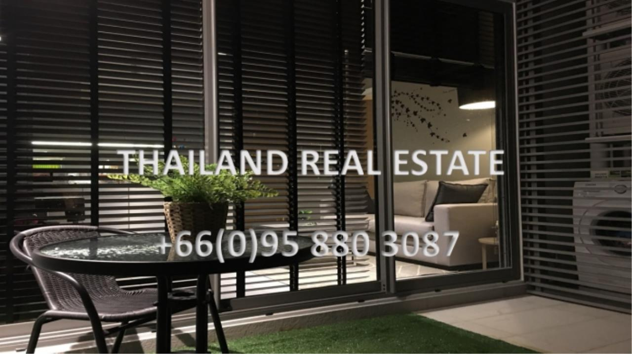 Thailand Real Estate Agency's 1 Bedroom at Condo The Loft Ekkamai near Ekkamai BTS(12701) 6