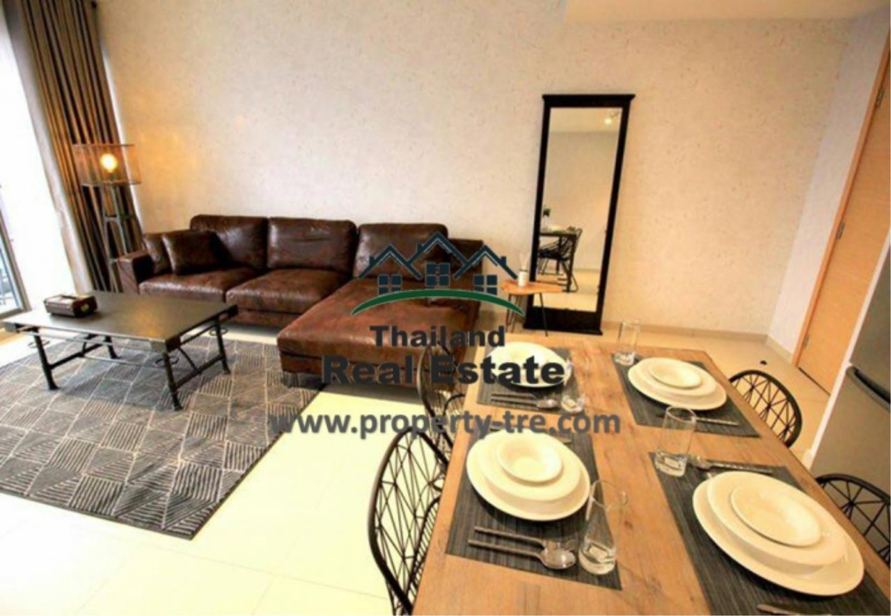 Thailand Real Estate Agency's 2 Bedroom at Condo The Loft Ekkamai near Ekkamai BTS(12761) 4
